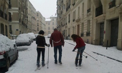 neigeparis