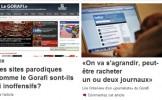 Communiqué : Le Gorafi dément toute interview au journal 20 Minutes