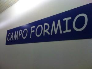 CAMPO FORMIO