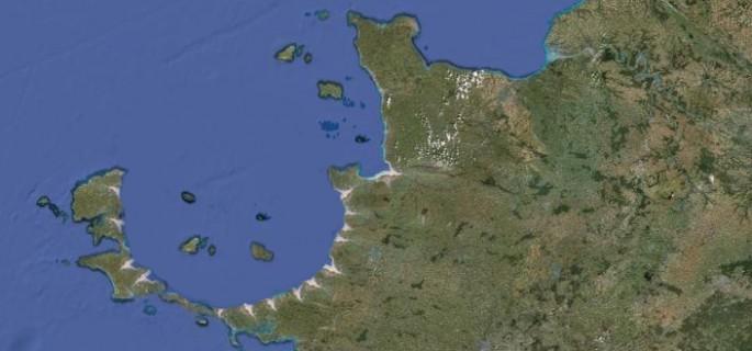 submersion marine en baie du mont-saint-michel (fr3)  dans Ecologie & climat bretagnebig-685x320