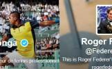 Revivez le match Tsonga-Federer à travers les tweets qu'ils se sont envoyés durant la rencontre
