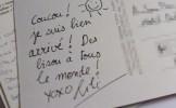 Aurélie Filippetti accusée de faire aussi des fautes dans ses cartes postales de vacances
