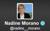 Twitter - Lassée par des commentaires trop agressifs, Nadine Morano bloque la totalité de ses follow...