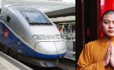 Zen – Des moines bouddhistes pour aider les voyageurs à supporter les enfants qui pleurent dans les ...