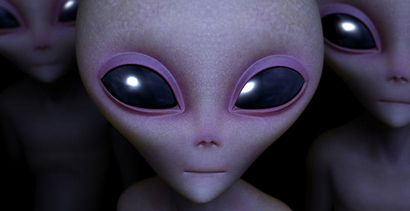 extraterrestre fille
