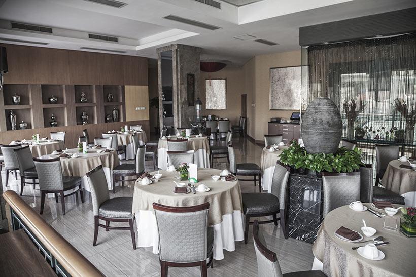 Un restaurant chinois propose la formule menu vapeur for Restaurant chinois