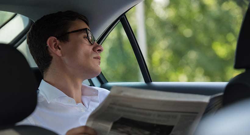 8 chauffeurs de taxis sur 10 avouent prendre un uber une fois par mois pour se relaxer le. Black Bedroom Furniture Sets. Home Design Ideas