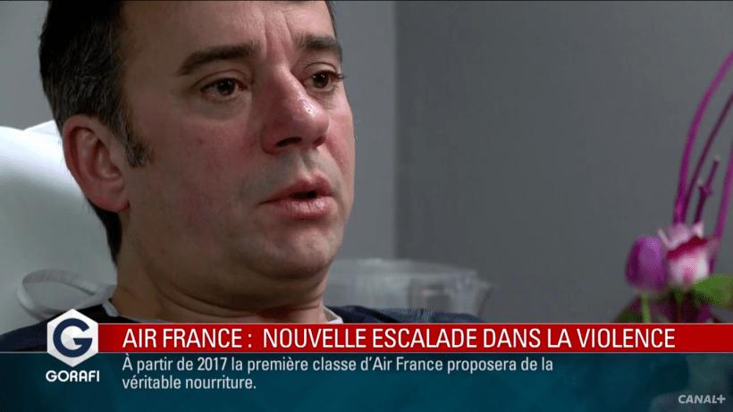 DRH adjoint d'Air France