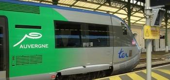 Gare d'Aurillac