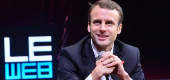By OFFICIAL LEWEB PHOTOS - LEWEB 2014 - CONFERENCE - LEWEB TRENDS - IN CONVERSATION WITH EMMANUEL MACRON (FRENCH MINISTER FOR ECONOMY INDUSTRY AND DIGITAL AFFAIRS) - PULLMAN STAGE, CC BY 2.0, https://commons.wikimedia.org/w/index.php?curid=37991696