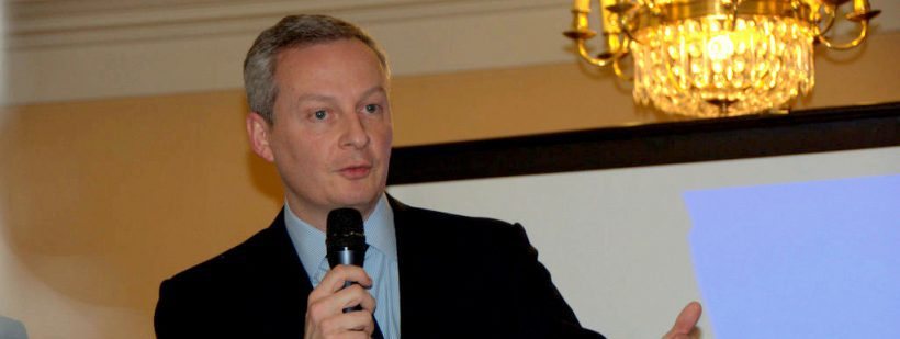 By SmartGov - Bruno Le Maire, CC BY 2.0, https://commons.wikimedia.org/w/index.php?curid=45489279